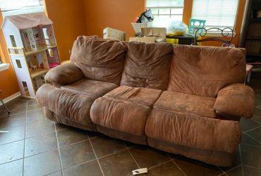 Sofa sleeper couch (Porter)