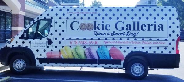 Customer Service & Sales on Food Truck (Acworth, Georgia)