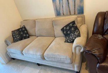 Emptying apartment King Bed dresser couch chairs FREE