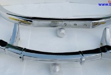 Mercedes 300SL Roadster bumpers