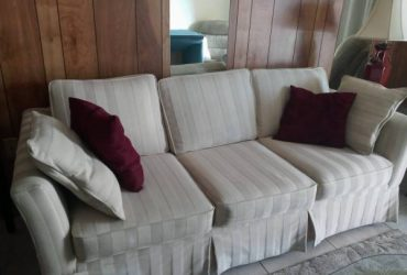 Free sofa and loveseat (St. Pete Beach)