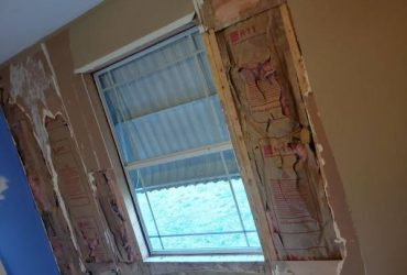 $100 to you for drywall repair (Lake Worth)