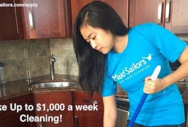 Brooklyn House Cleaner & Apartment Cleaner or Maid Needed! Start ASAP (New York)