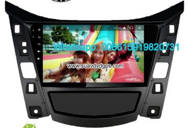 BYD YUAN Android car player