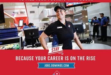 DOMINOS PIZZA-DRIVERS-INSIDE CREW WANTED (SOUTH TAMPA)
