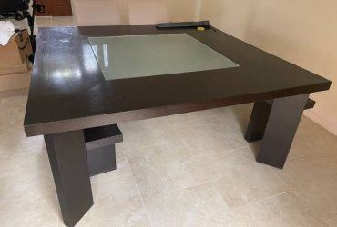 Dining Table with bench (Boca Raton)