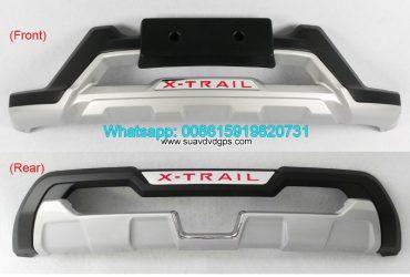 Nissan X-Trail 2017-2020 Car bumpers