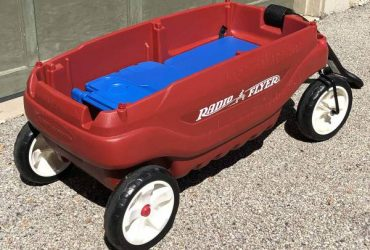 Radio Flyer Wagon (Miami Dade)