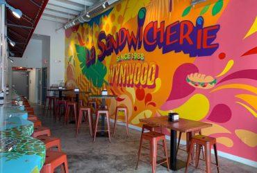 SANDWICH MAKER / LINE COOK & SERVER AT LA SANDWICHERIE WYNWOOD $16/HR (Wynwood Miami)