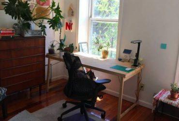 free desk New York