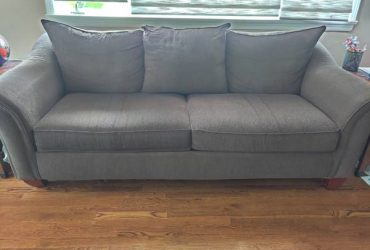 Couch and Chair Set – Gently Used (Eastchester)
