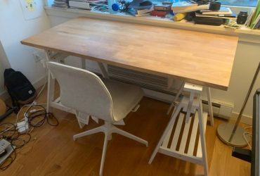 IKEA Desk Table (New York)