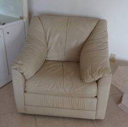 Sleeper Sofa and Chair (Atlantic/Jog in Delray)