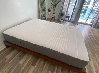 IKEA like new mattress