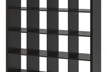 FREE Shelving Unit (IKEA Kallax Black-Brown) (Gramercy)
