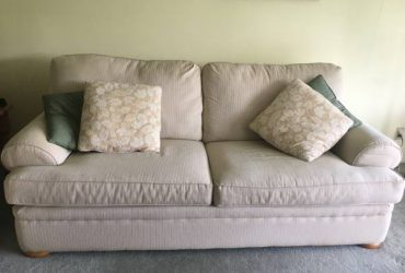 FREE Couch & Love Seat with Pillows (Pompano Beach)