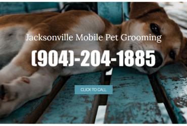Jacksonville Mobile Pet Grooming