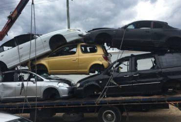 Scrap Car Removal Oshawa