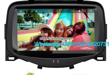 Toyota Aygo smart car stereo Manufacturers