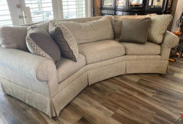 Free sofa today (Coral springs)