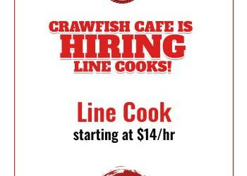 Line Cook/Cocina starting at $14/hour (Houston)